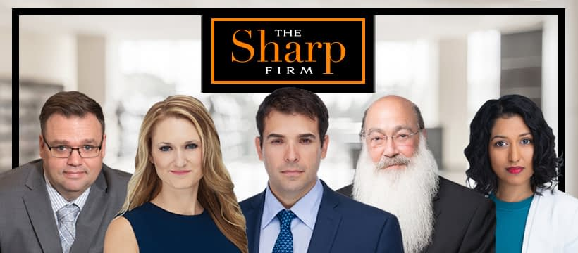 The Sharp Firm: Our Attorneys