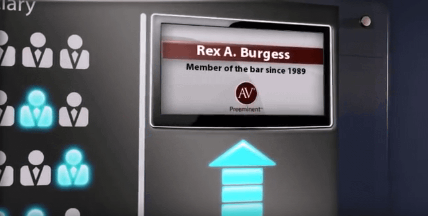 Rex Burgess AV Video